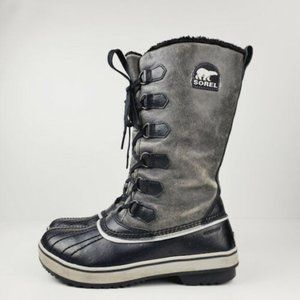 Sorel Womens Snow Style Waterproof Boots Shoes 8